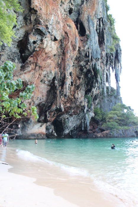Phra Nang Beach Impression