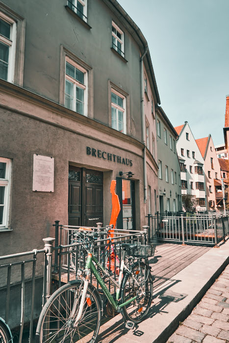 Brechthaus Augsburg