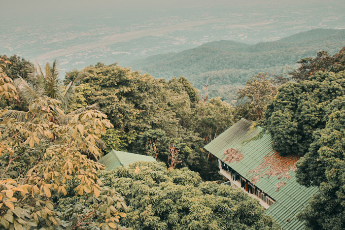 Chiang Mai Ausblick