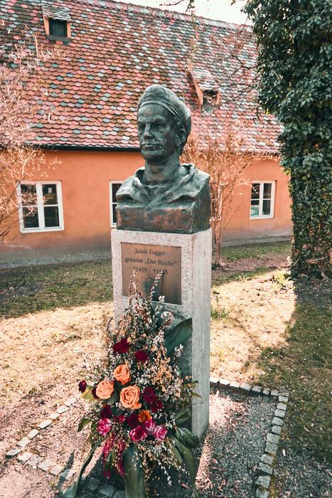 Denkmal Jakob Fugger