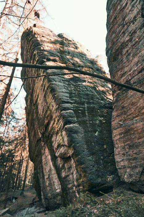 Felsen Kleiner Kuhstall