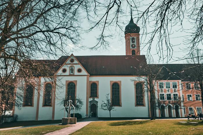 Kloster Oberschönenfeld Augsburg