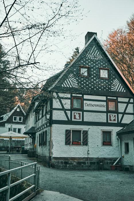 Liethenmühle Sächsische Schweiz