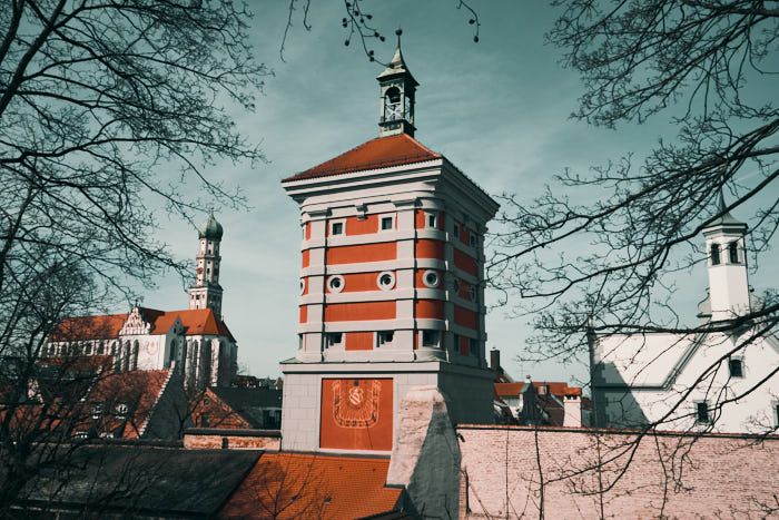 Rotes Tor Augsburg