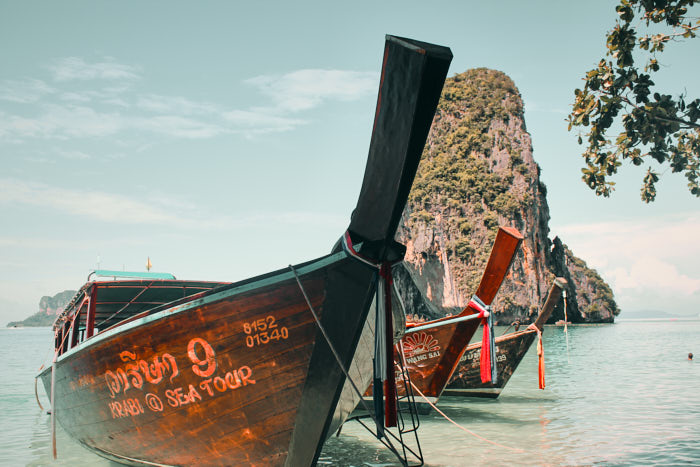 Longtail Boot Thailand