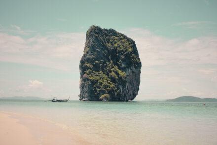 Thailand Reise Sehenswürdigkeiten Strand
