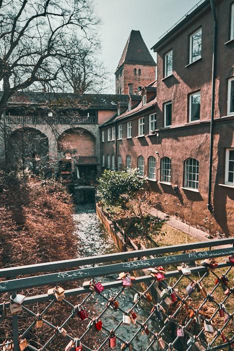 Vogeltor Altstadt Augsburg
