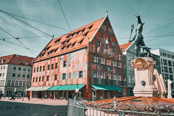 Weberhaus Augsburg