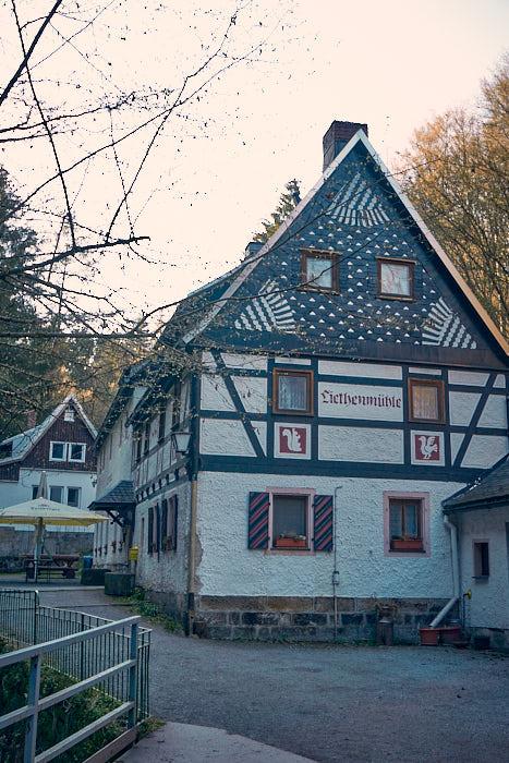 Liethenmühle in der Sächsischen Schweiz