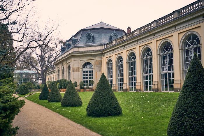 Orangerie Schloss Pillnitz