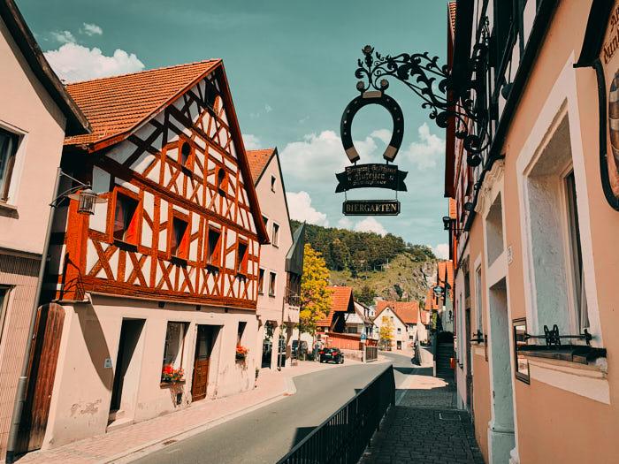 Altstadt Pottenstein