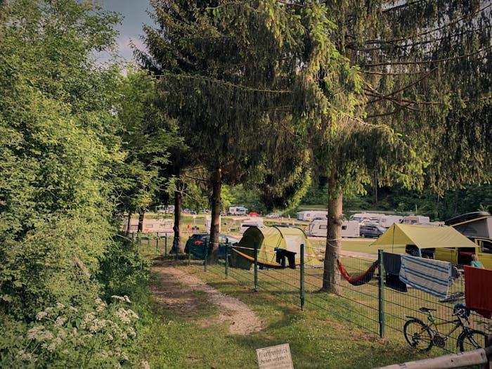 Pottenstein Camping Bärenschlucht
