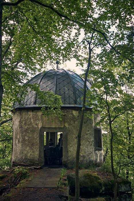 Pavillon am Kleinen Winterberg