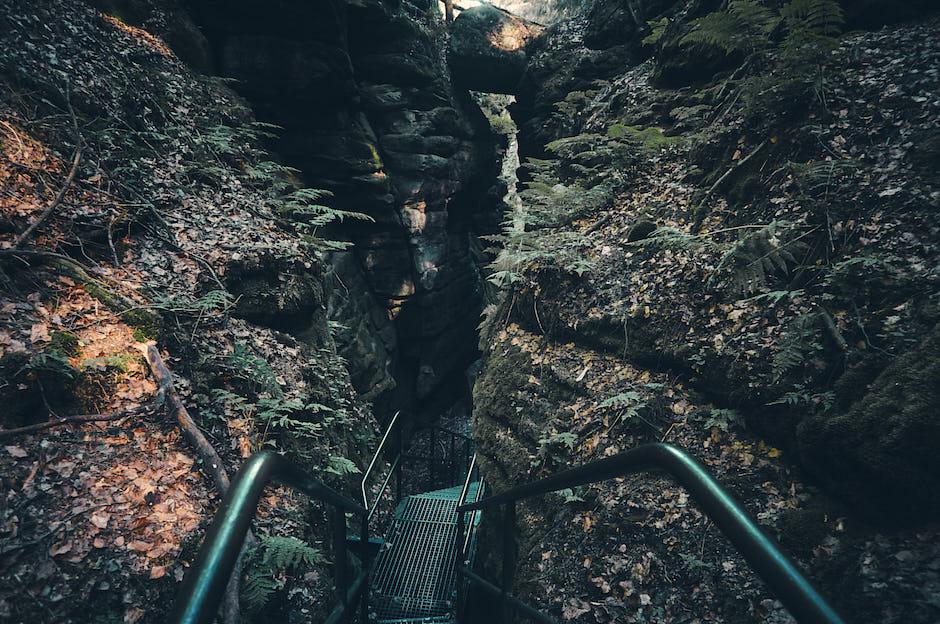 Teufelsgrund Heringshöhle Sächsische Schweiz Wanderung