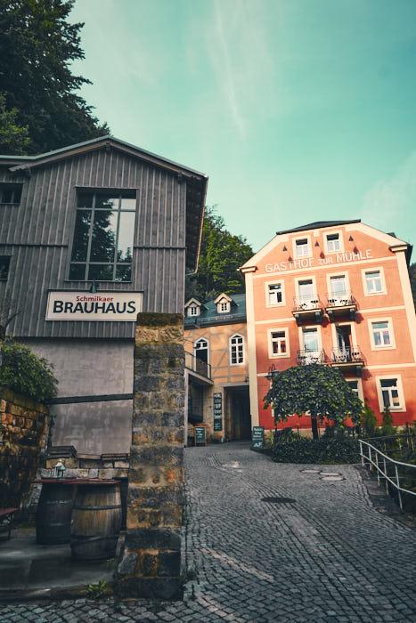 Schmilka Brauhaus