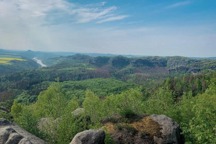 Kipphornaussicht Großer Winterberg