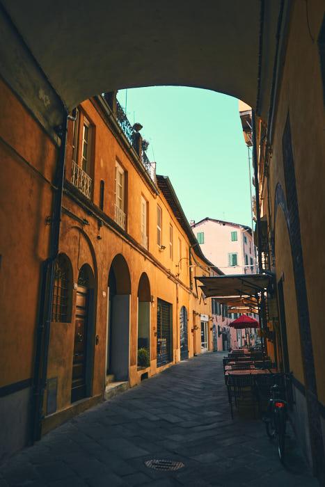 Restaurant in Lucca