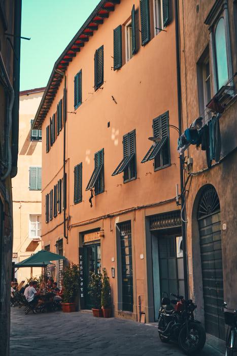 Altstadt Lucca Café