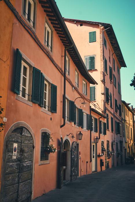 Altstadt Lucca Impression