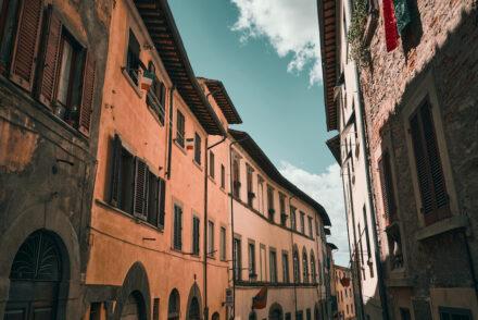 Arezzo Toskana Sehenswürdigkeiten Tipps