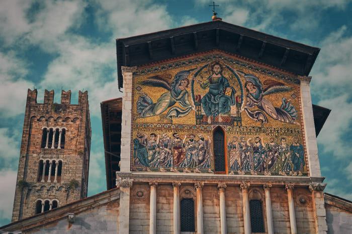 Chiesa di San Frediano Lucca