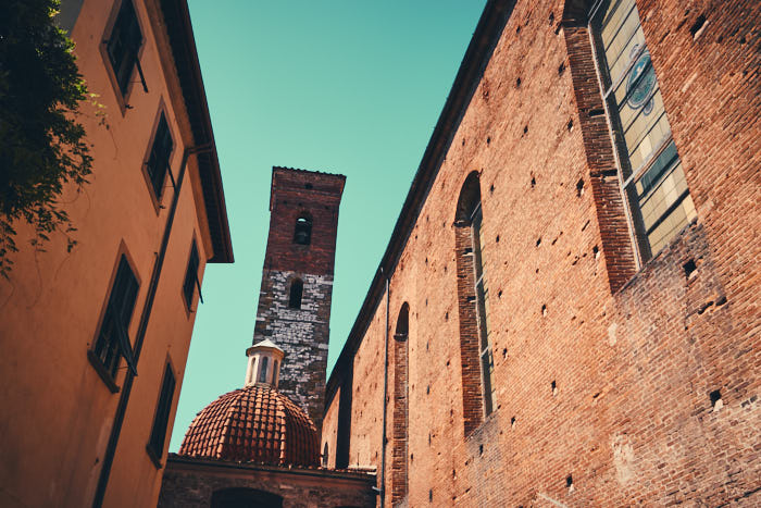 Chiesa di Sant Agostino Lucca
