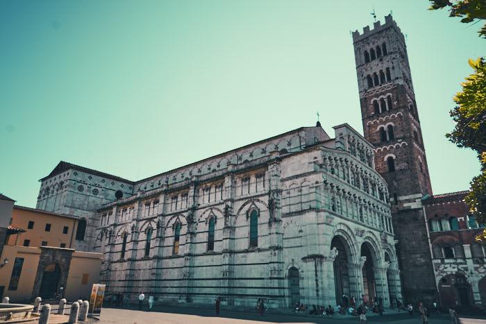 Kathedrale Lucca Duomo San Martino