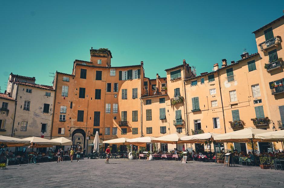 Lucca Toskana Sehenswürdigkeiten Tipps