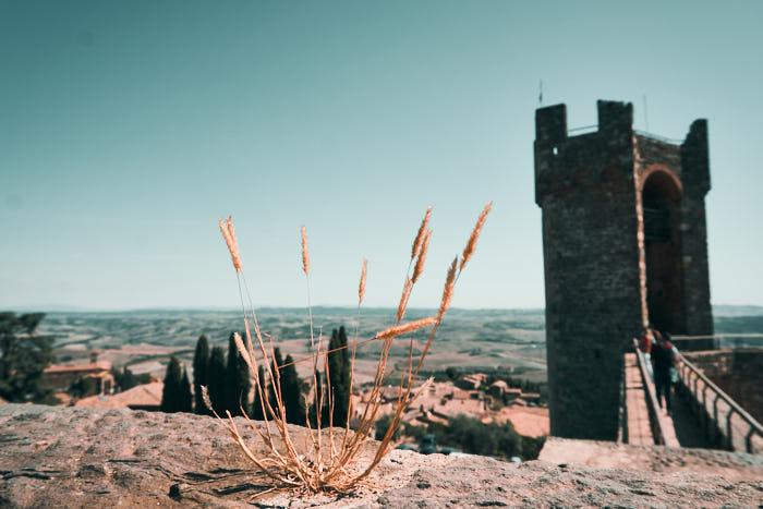 Montalcino Fortezza Impression
