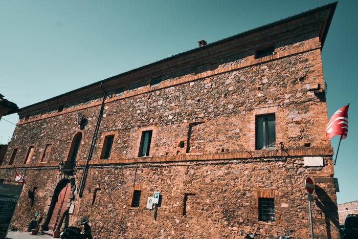 Palazzo Pieri aussen