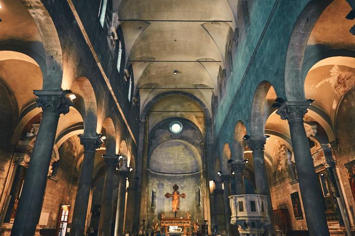 San Michele in Foro innen
