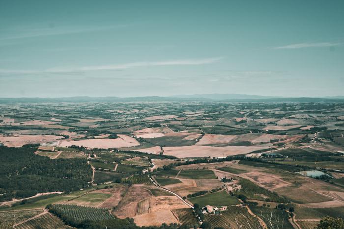 Val d'Orcia Toskana