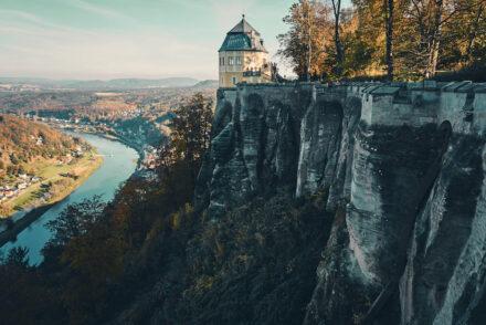 Festung Königstein Sächsische Schweiz