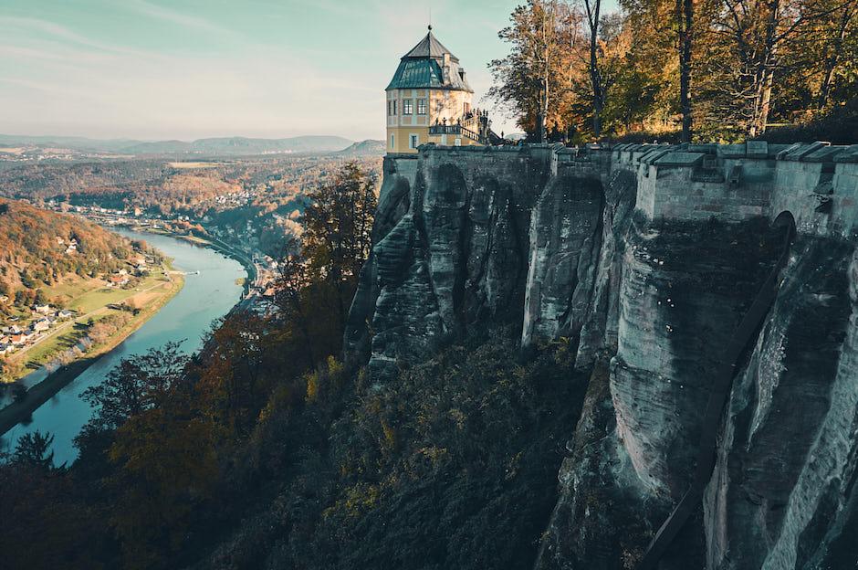 Festung Königstein – Besuchermagnet in der Sächsischen Schweiz