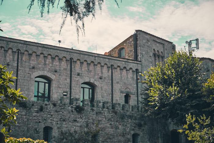 Fortezza Medicea Montepulciano