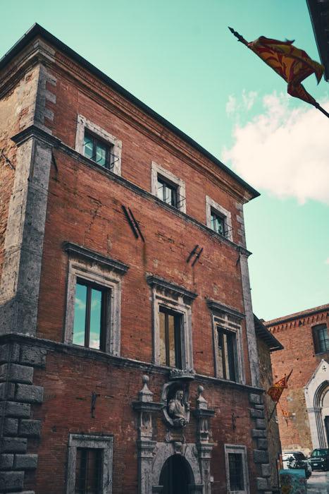 Impression Montepulciano
