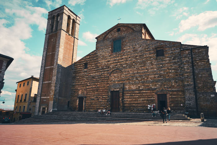 Kathedrale Montepulciano