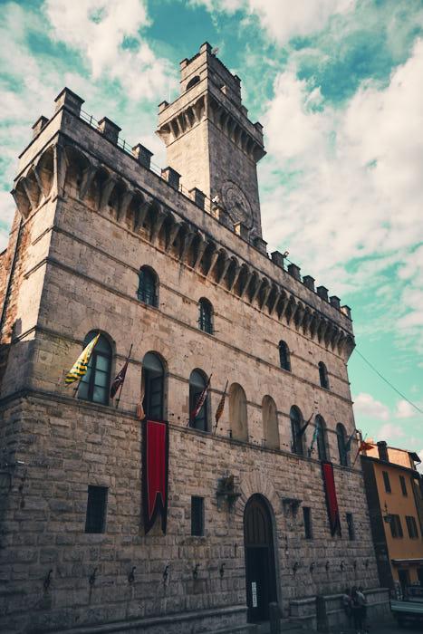 Montepulciano Palazzo Comunale