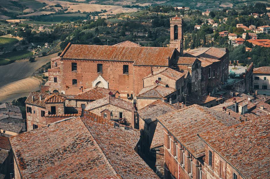 Montepulciano Toskana Sehenswürdigkeiten Tipps