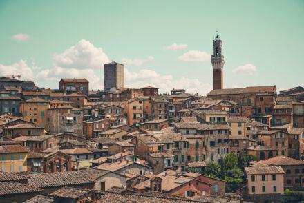 Siena Sehenswürdigkeiten Altstadt